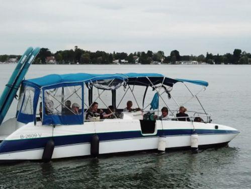Motorboat Custom Built · 1998