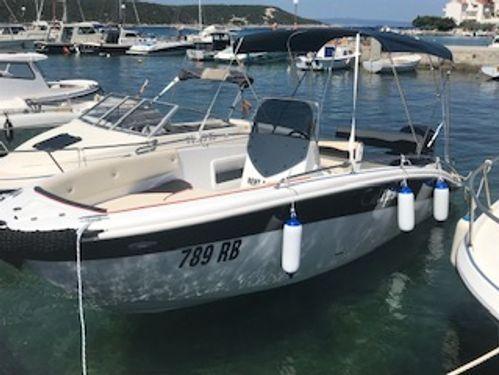 Imbarcazione a motore Salmeri Calipso 21 · 2019