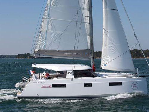 Catamaran Nautitech 40 Open · 2015