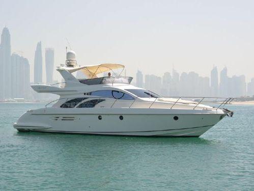 Motorboat Azimut 55 S (2011)