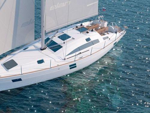 Sailboat Elan Impression 45.1 · 2020