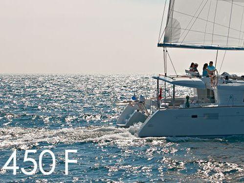 Catamaran Lagoon 450 F · 2020