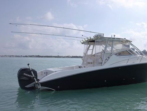 Motorboat Hydra-Sports 3300 VX · 2008