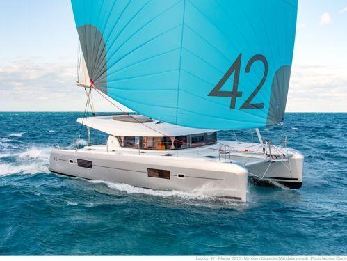 Catamaran Lagoon 42 (2016)