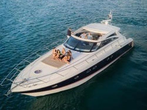 Motorboot Princess V58 (2006)