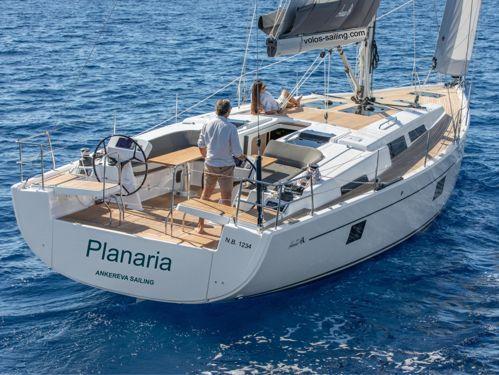 Barca a vela Hanse 508 · 2020