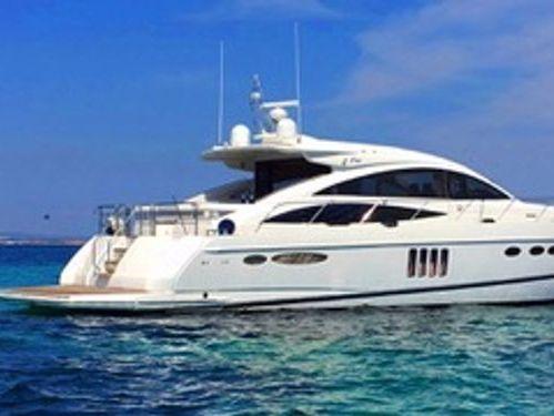 Motorboat Princess V58 · 2006