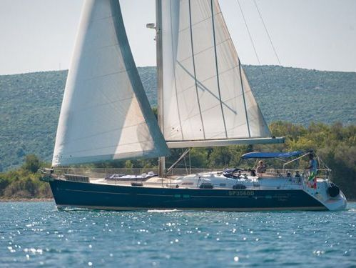 Segelboot Beneteau Oceanis Clipper 523 · 2005