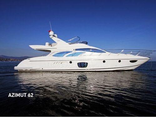 Motorboat Azimut 62 · 2009