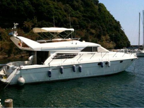 Motorboat Princess V58 · 1998