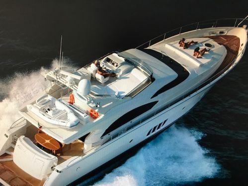 Motorboot Dominator 68 (2010)