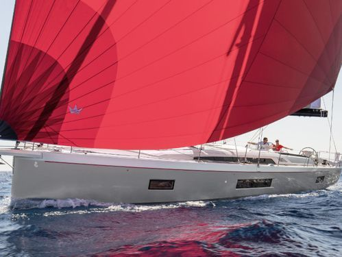 Barca a vela Beneteau Oceanis 51.1 · 2019