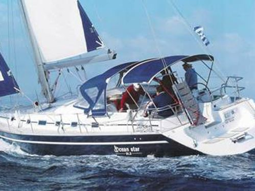 Barca a vela Ocean Star 51.2 (2004)