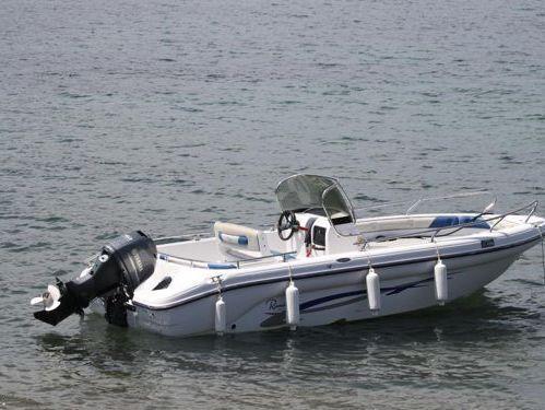 Speedboot Ranieri 19 S · 2017