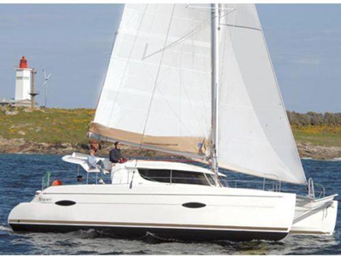 Catamarano Lipari 41 · 2014