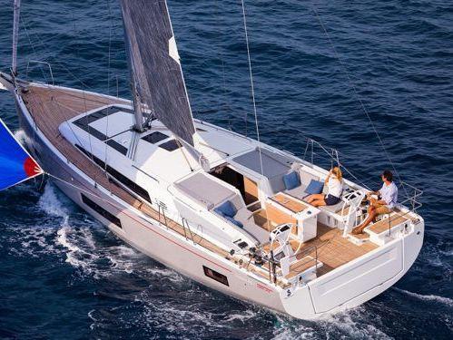 Sailboat Beneteau Oceanis 46.1 · 2019