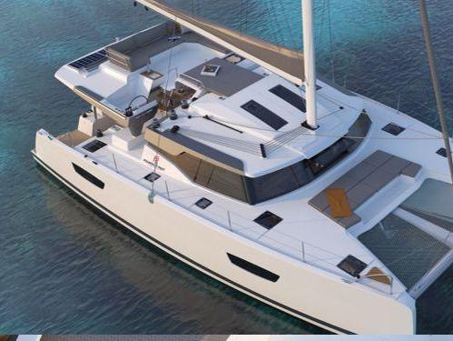 Catamarano Fountaine Pajot 45 (2020)