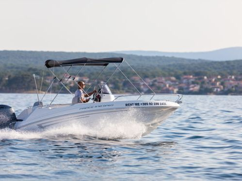 Motorboat Prince 570 Open · 2019