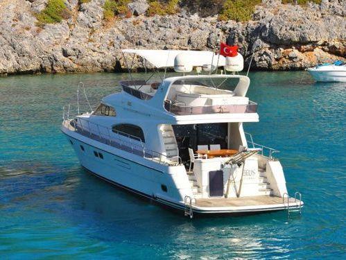 Imbarcazione a motore Motoryacht Motoryacht · 2011