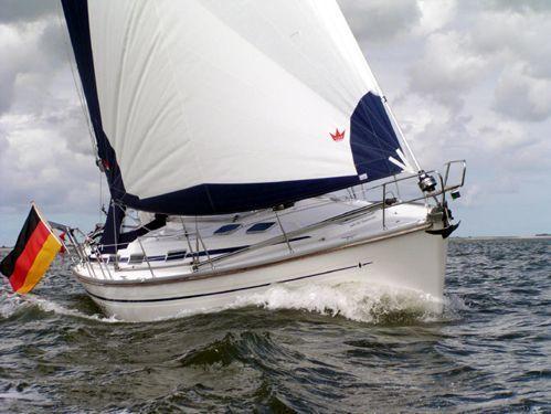 Segelboot Bavaria 41 (2018)