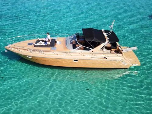 Motorboot Cranchi Mediterranee 41 · 2001