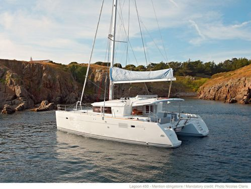 Catamarano Lagoon 450 F · 2017