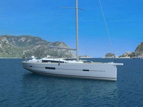 Sailboat Dufour 520 Grand Large · 2020