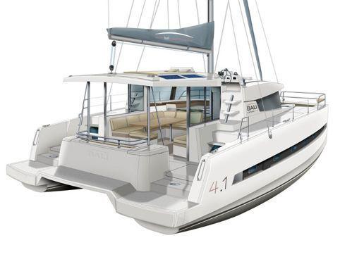 Catamarano Bali 4.1 · 2020