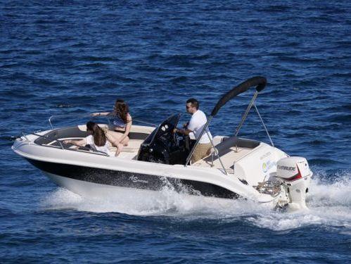 Imbarcazione a motore AS Marine 570 Open (2019)