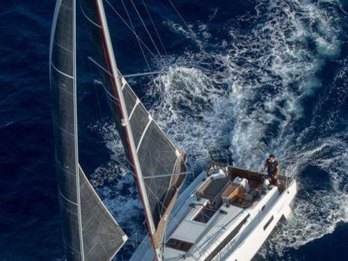 Barca a vela Jeanneau Sun Odyssey 410 · 2020