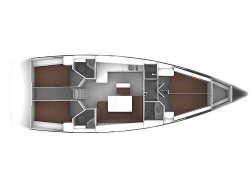 Segelboot Bavaria Cruiser 46 · 2020