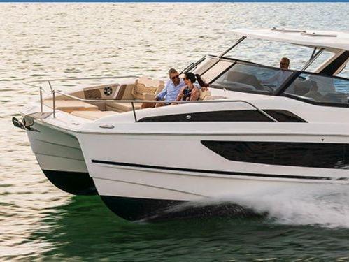 Motorboot Aquila 36 (2020)