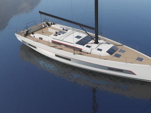 Segelboot Dufour 530 · 2020