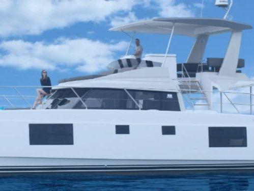 Motor Catamaran Nautitech 47 Power · 2020
