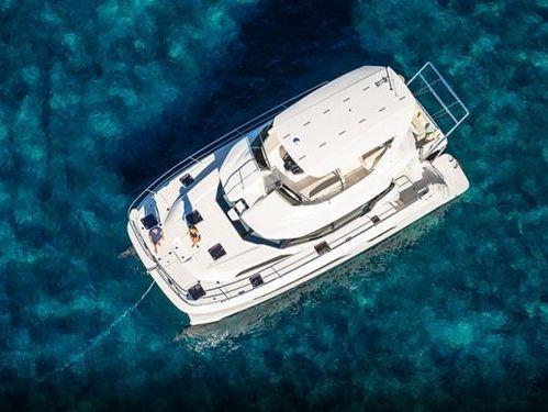 Catamarano a motore Aquila 44 Power · 2020