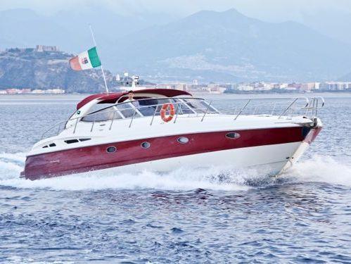 Motorboot Cranchi Mediterranee 50 · 2001