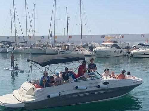 Sportboot Sea Ray 240 SD · 2013