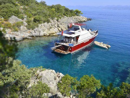 Imbarcazione a motore Boot Motoryacht · 2011
