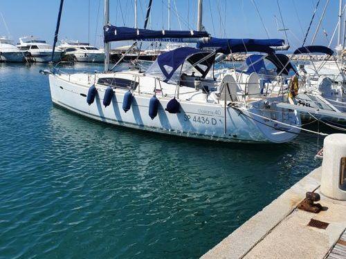 Zeilboot Beneteau Oceanis 40 · 2009