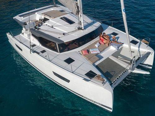 Catamarano Fountaine Pajot Astrea 42 · 2020