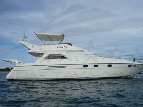 Motorboat Princess 48 · 1995