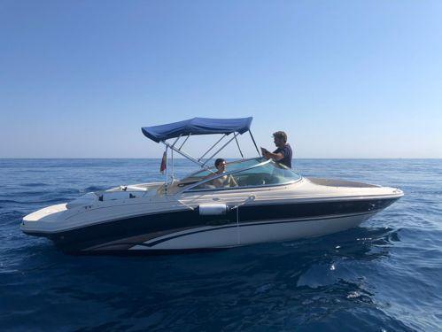 Motorboot Sea Ray 200 · 2016