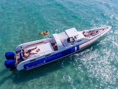 Sportboot Custom Built · 2014