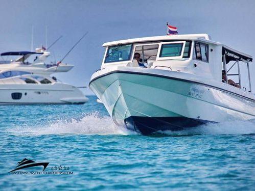 Sportboot Custom Built · 2016