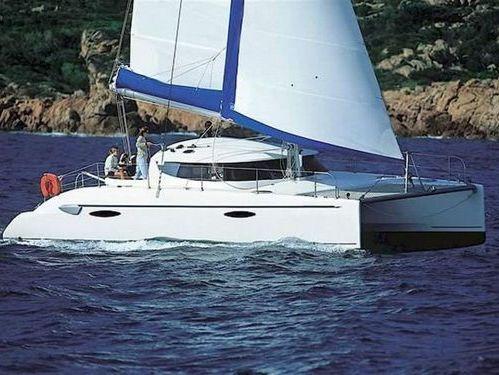 Catamarano Fountaine Pajot Athena 38 · 2003