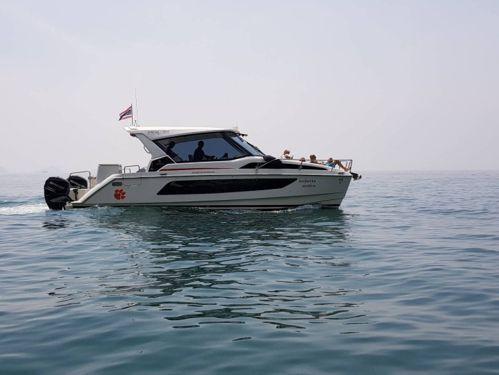 Motorboat Aquila 36 · 2018