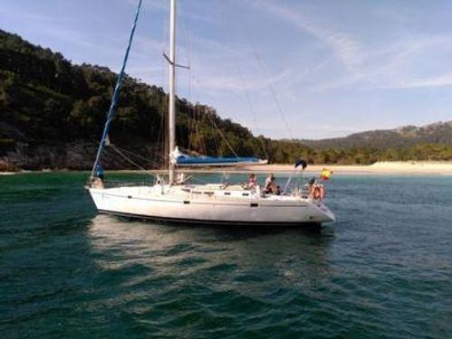 Barca a vela Beneteau Oceanis 500 · 1990
