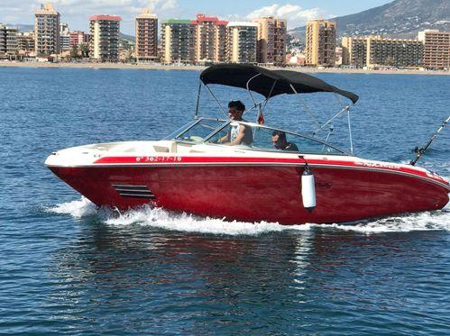 Sportboot Sea Ray 210 Select · 2016