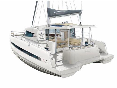 Catamaran Bali 4.1 · 2020