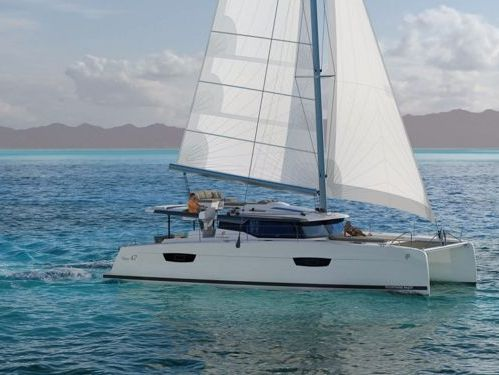 Catamaran Fountaine Pajot Saona 47 · 2020
